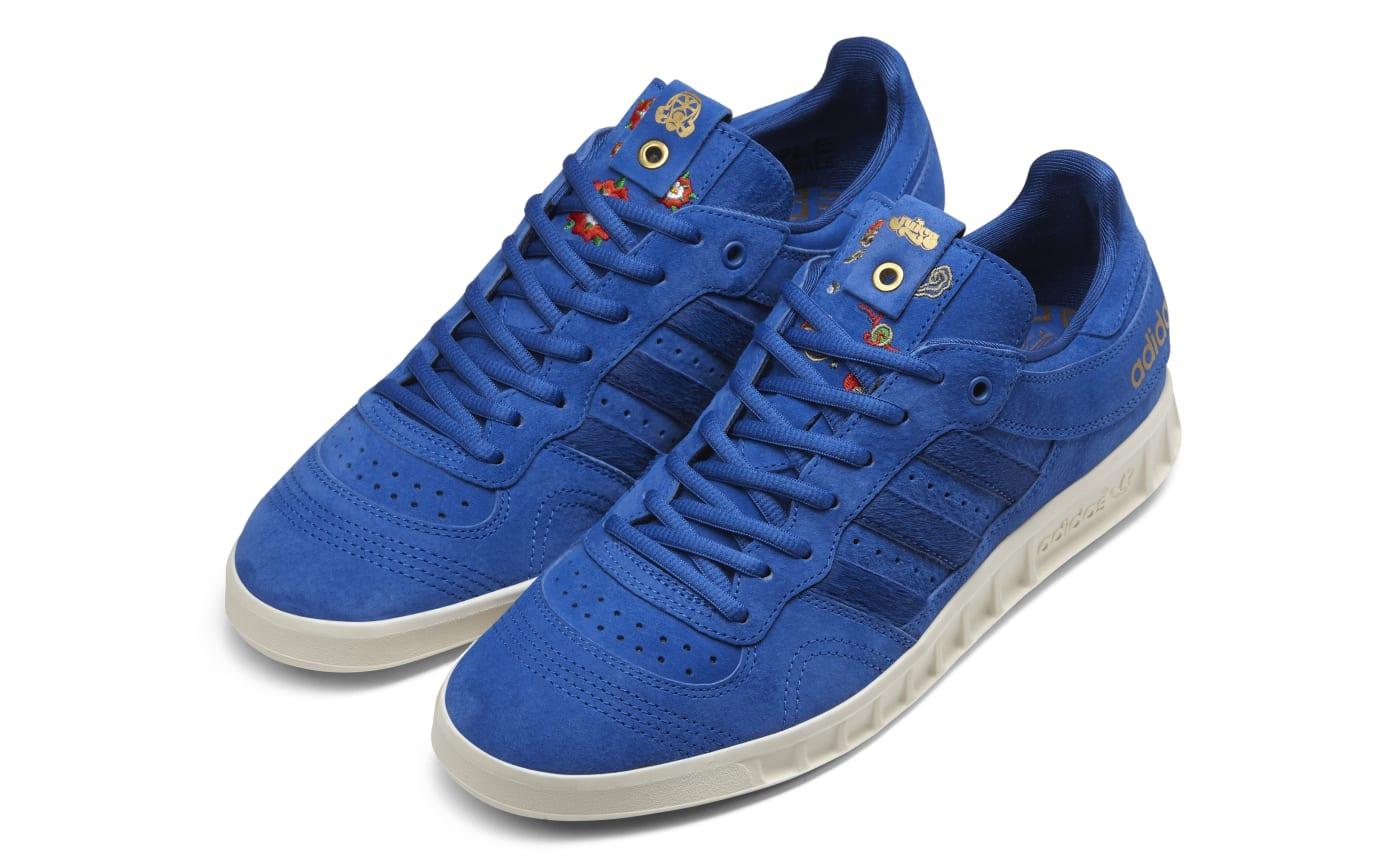 Adidas Consortium Juice x Foot Patrol Handball Top CM7876 (Pair)