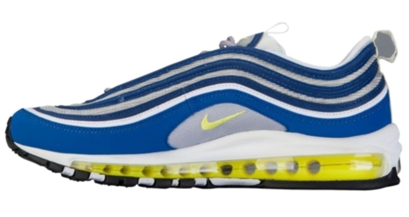 Nike Air Max 97 'Sprite' (Medial)