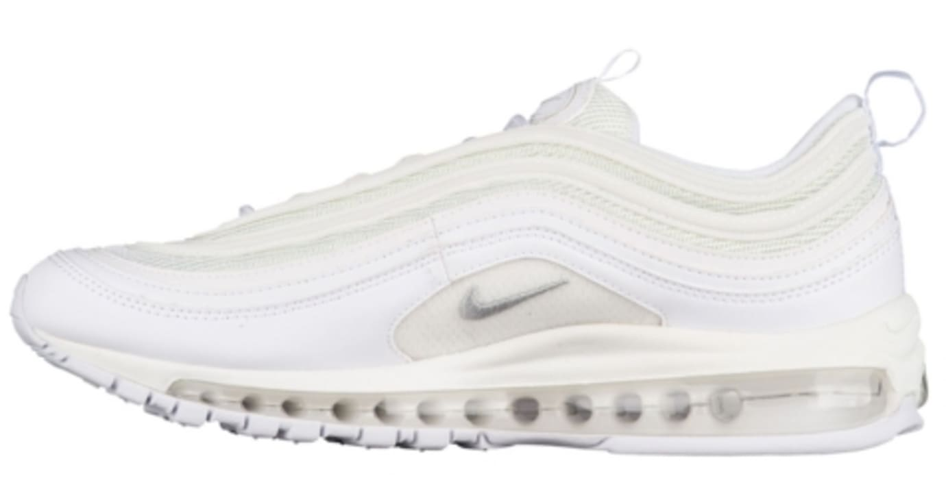 Nike Air Max 97 'White' (Medial)