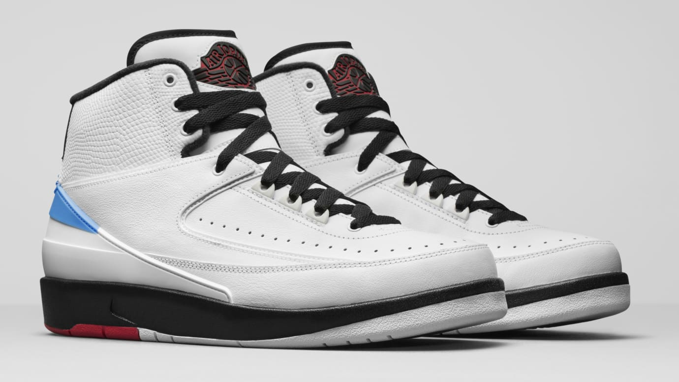 """Air Jordan 2 """"The 2 That Started It All"""""""