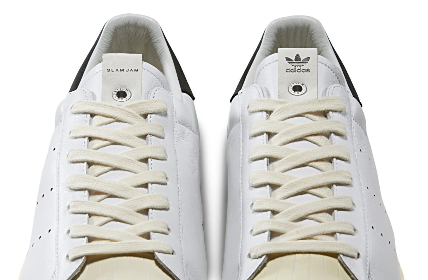 Slam Jam x Adidas 80s Superstar (Tongue)