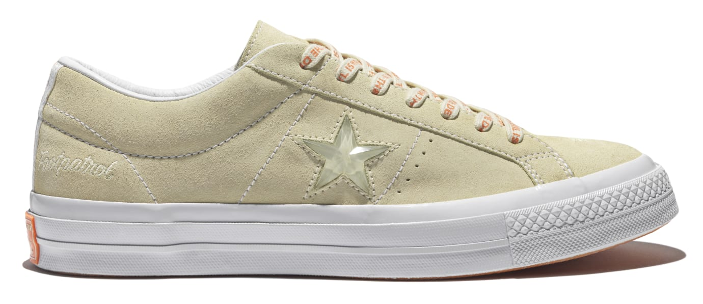 Converse One Star x Footpatrol (Lateral)