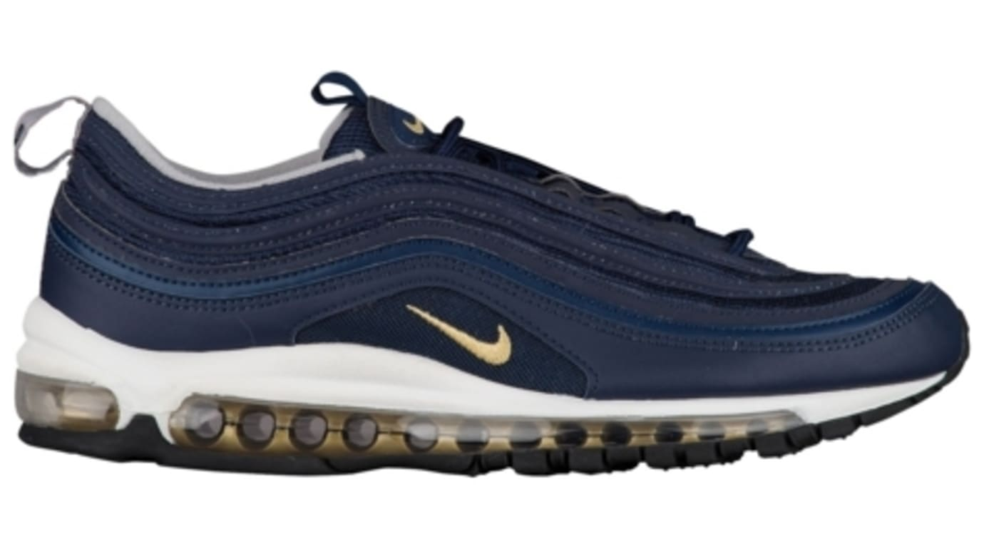 Nike Air Max 97 'Navy' (Lateral)