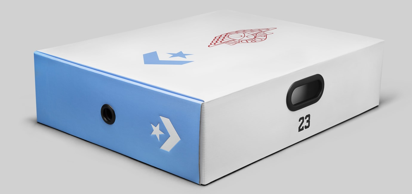 """Air Jordan x Converse """"The 2 That Started It All"""" Pack"""