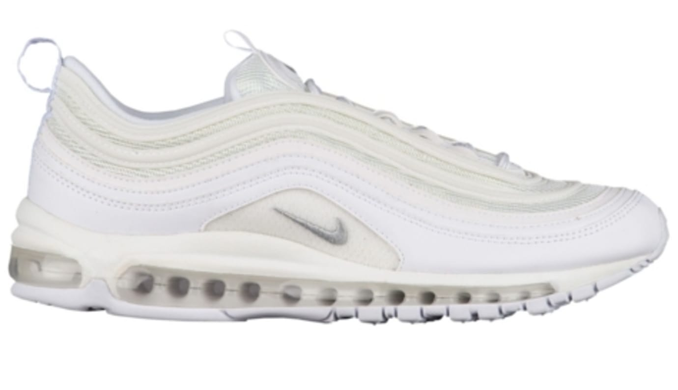 Nike Air Max 97 'White' (Lateral)