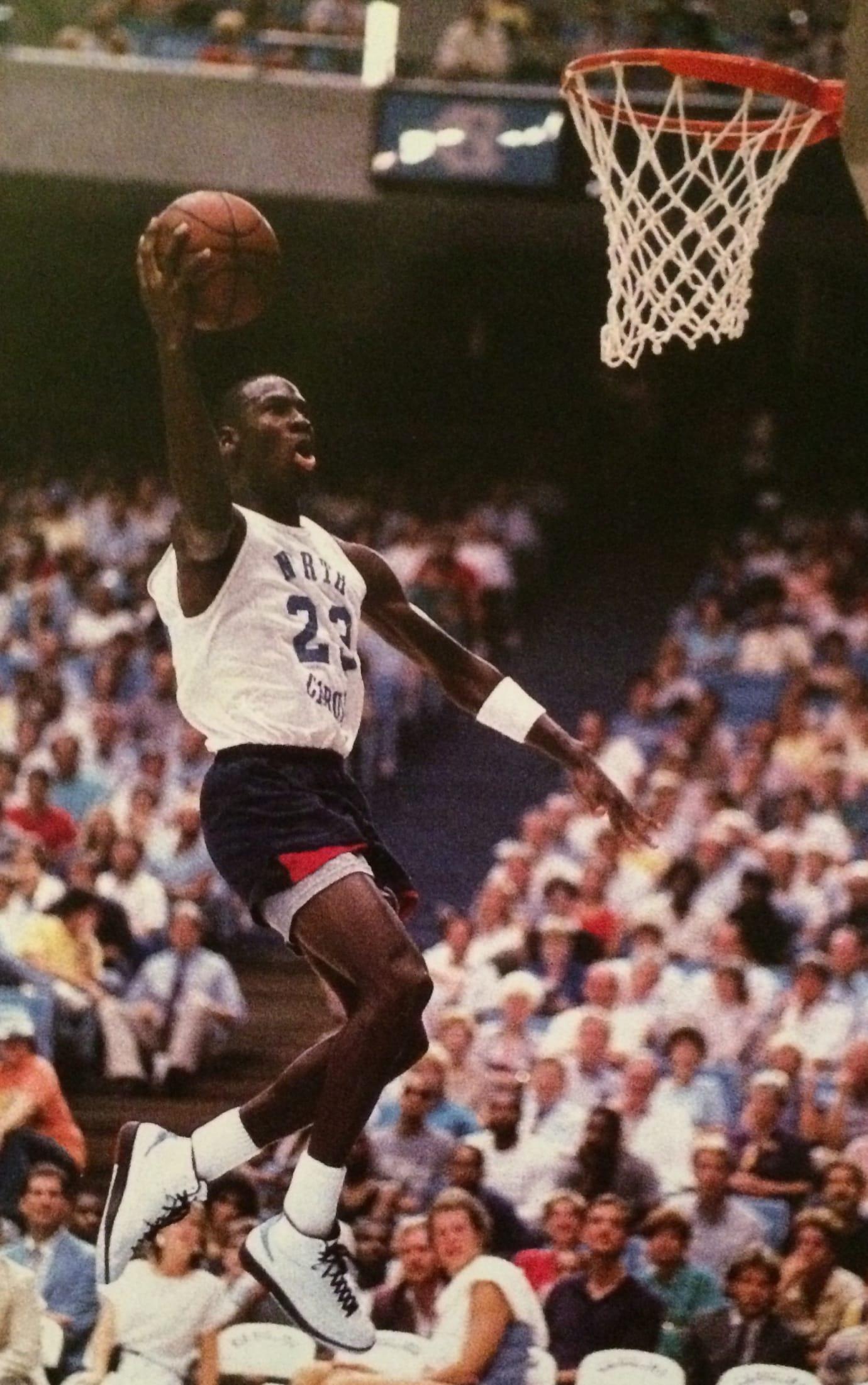 Michael Jordan Alumni Game 1986