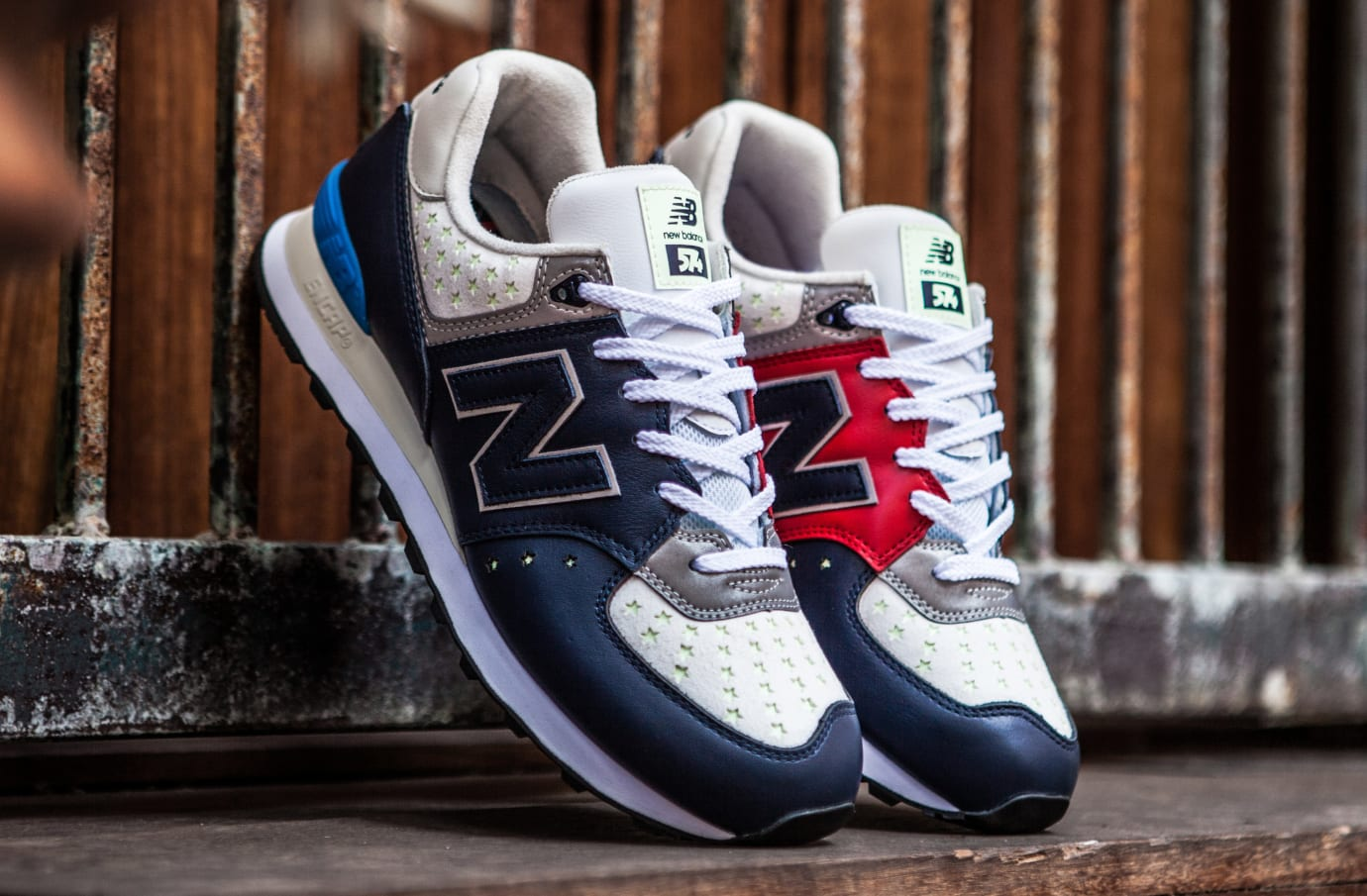 New Balance Celebrates Its Reconstructed Iconic 574 Sneaker