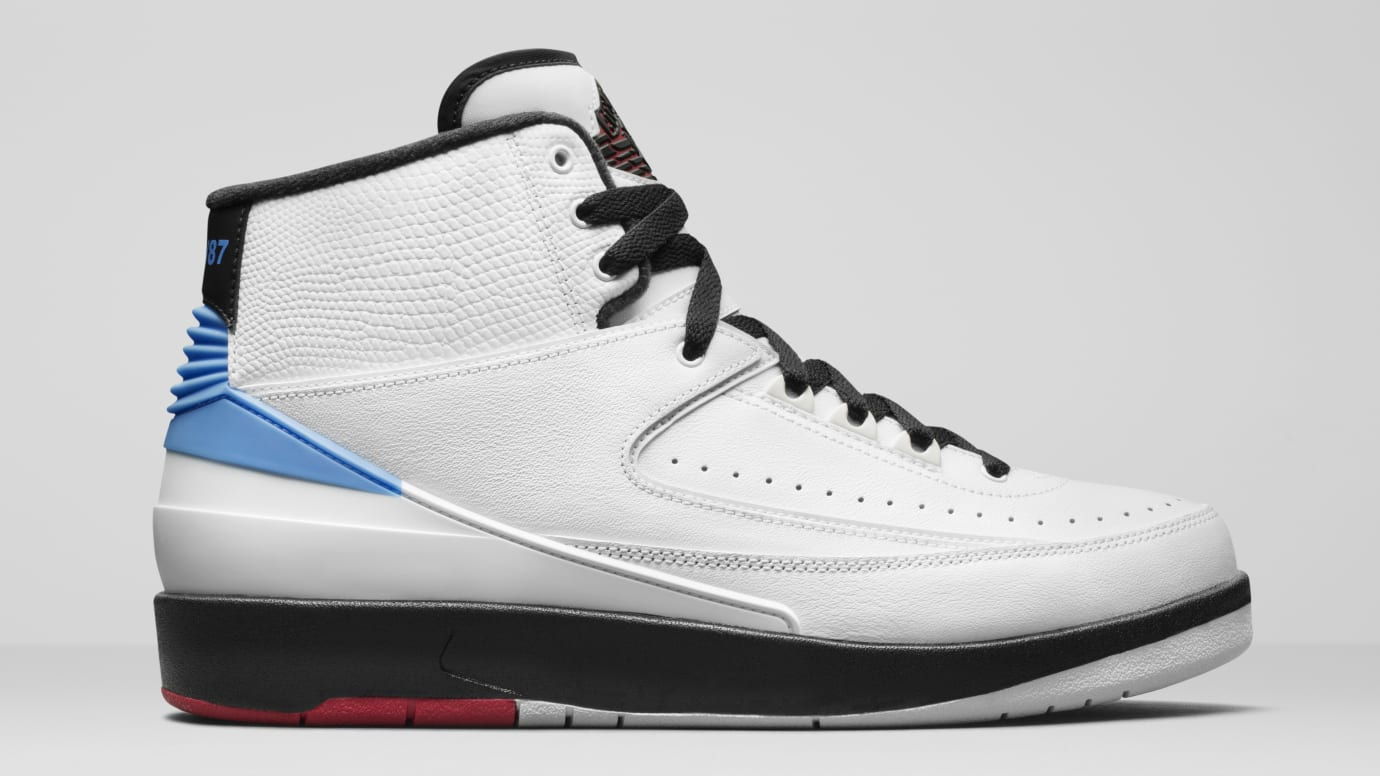 "Air Jordan 2 ""The 2 That Started It All"""