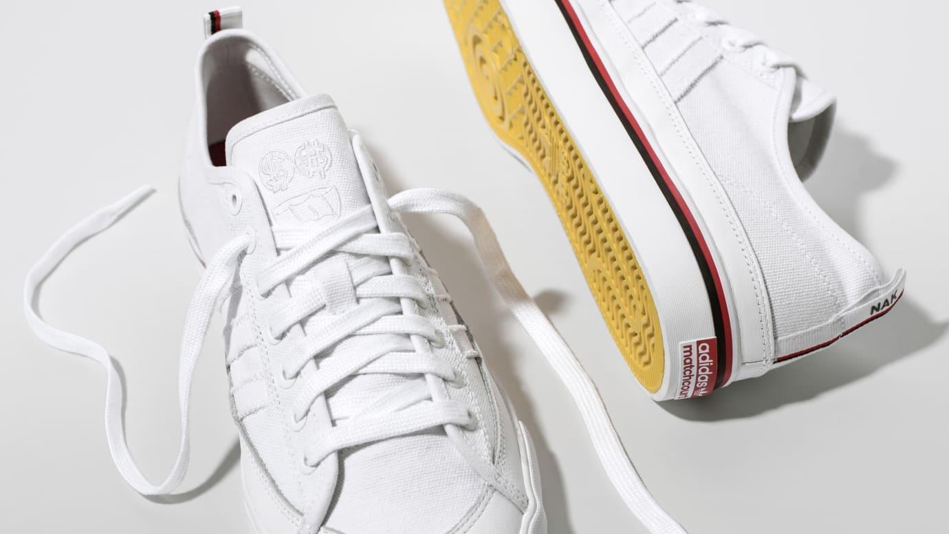 low priced 85ccf 01b44 Image via Adidas adidas skateboarding x na-kel smith collab