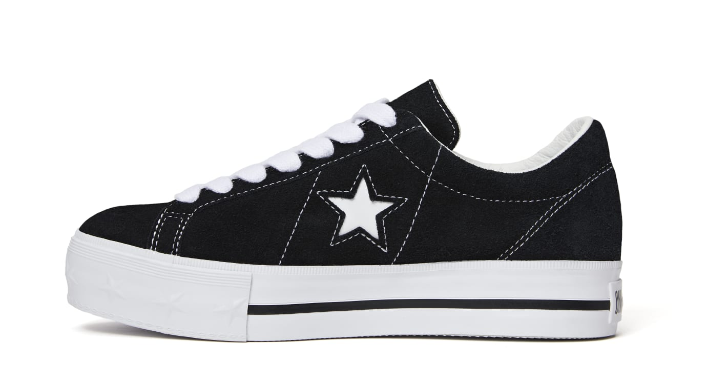 Mademe x Converse One Star 'Black' (Medial)