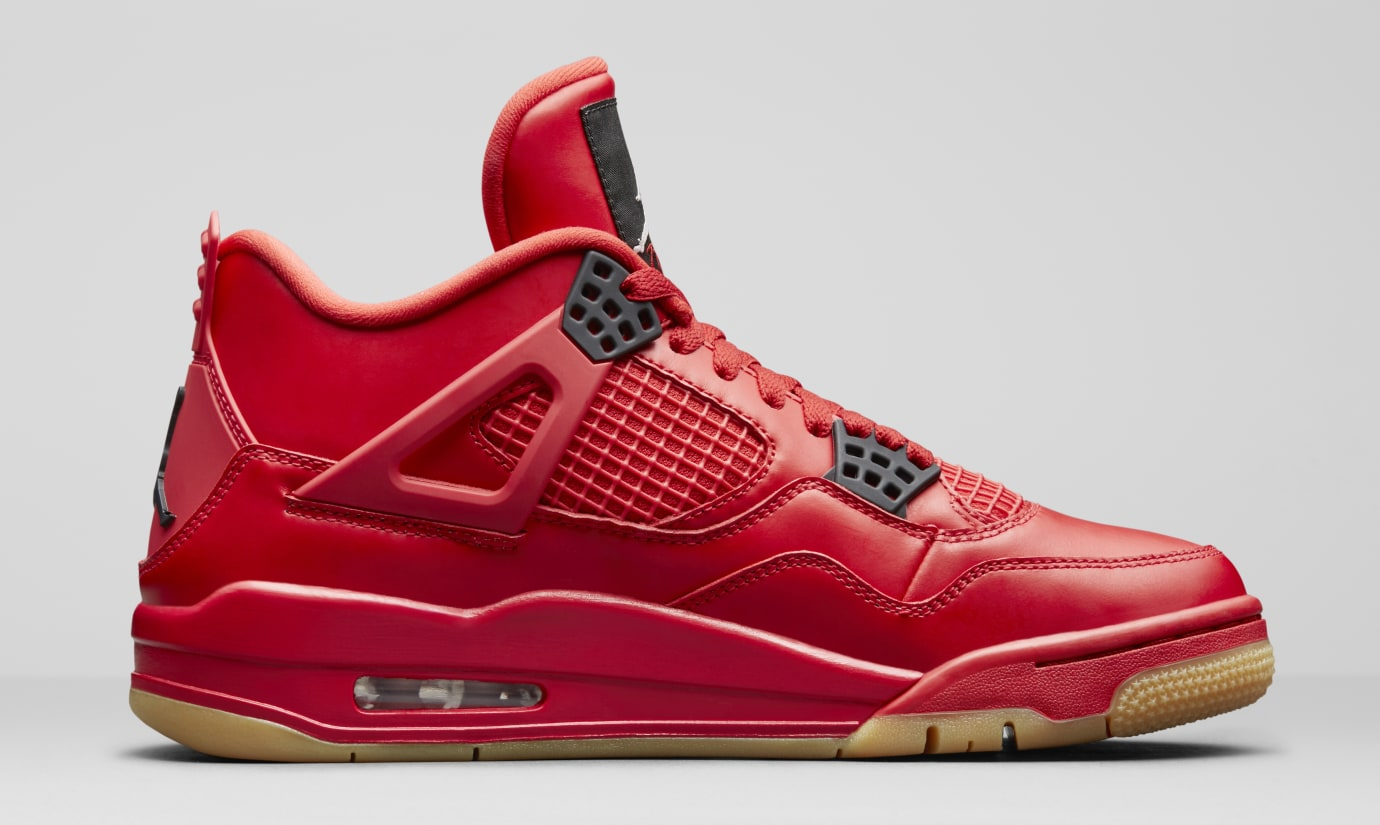 best sneakers 54bfe add37 Air Jordan 4 Red/Gum Release Date | Sole Collector