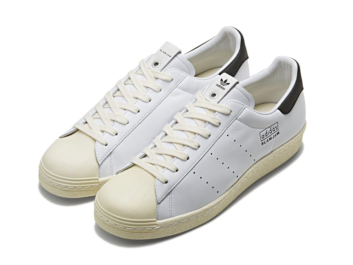 Slam Jam x Adidas 80s Superstar (Front)