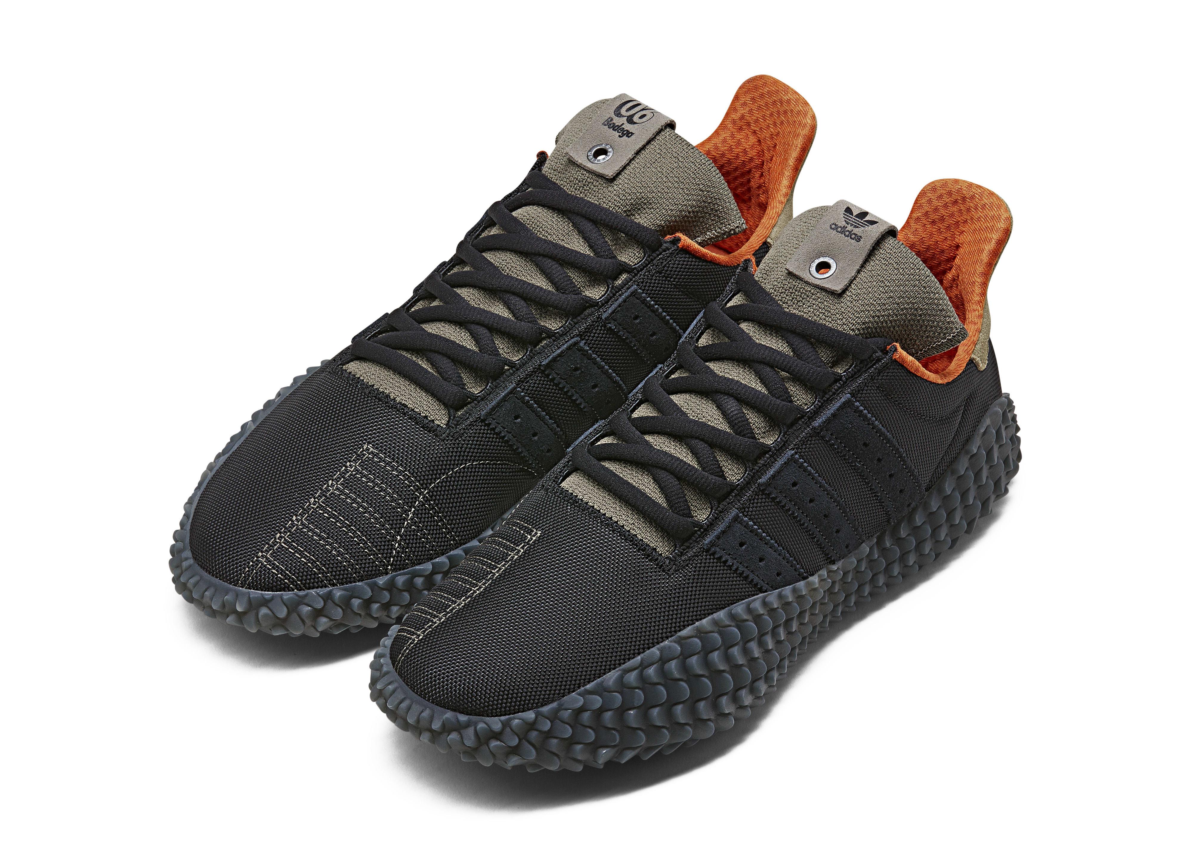 Bodega x Adidas Kamanda BB9243 (Pair)