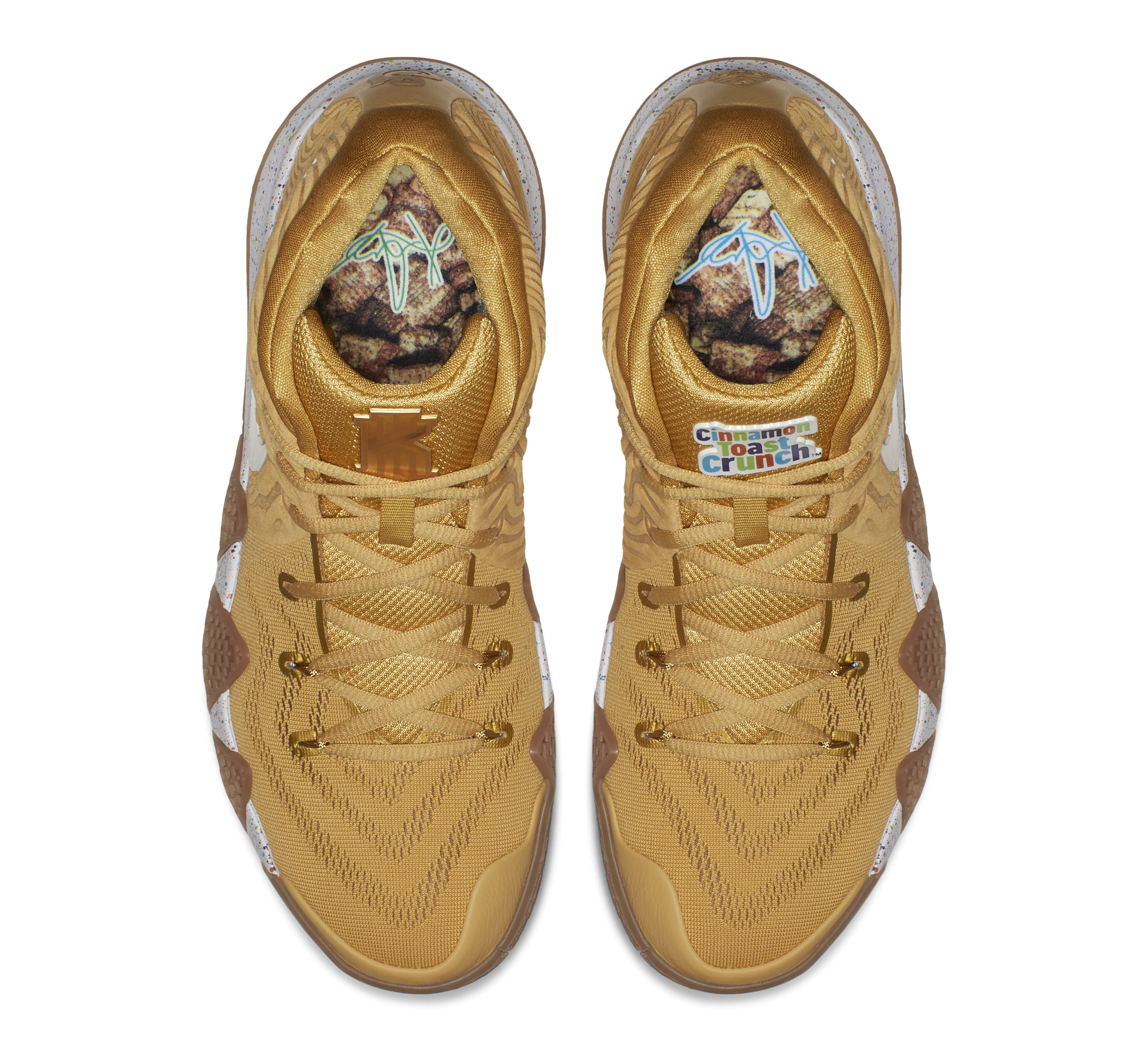 check out 4b61b 5580c Nike Kyrie 4 'Cereal Pack' House of Hoops Early Release Date ...