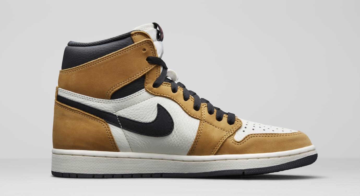 Image via Nike Air Jordan 1  Rookie of the Year  555088-700 (Medial) 946c5a08f
