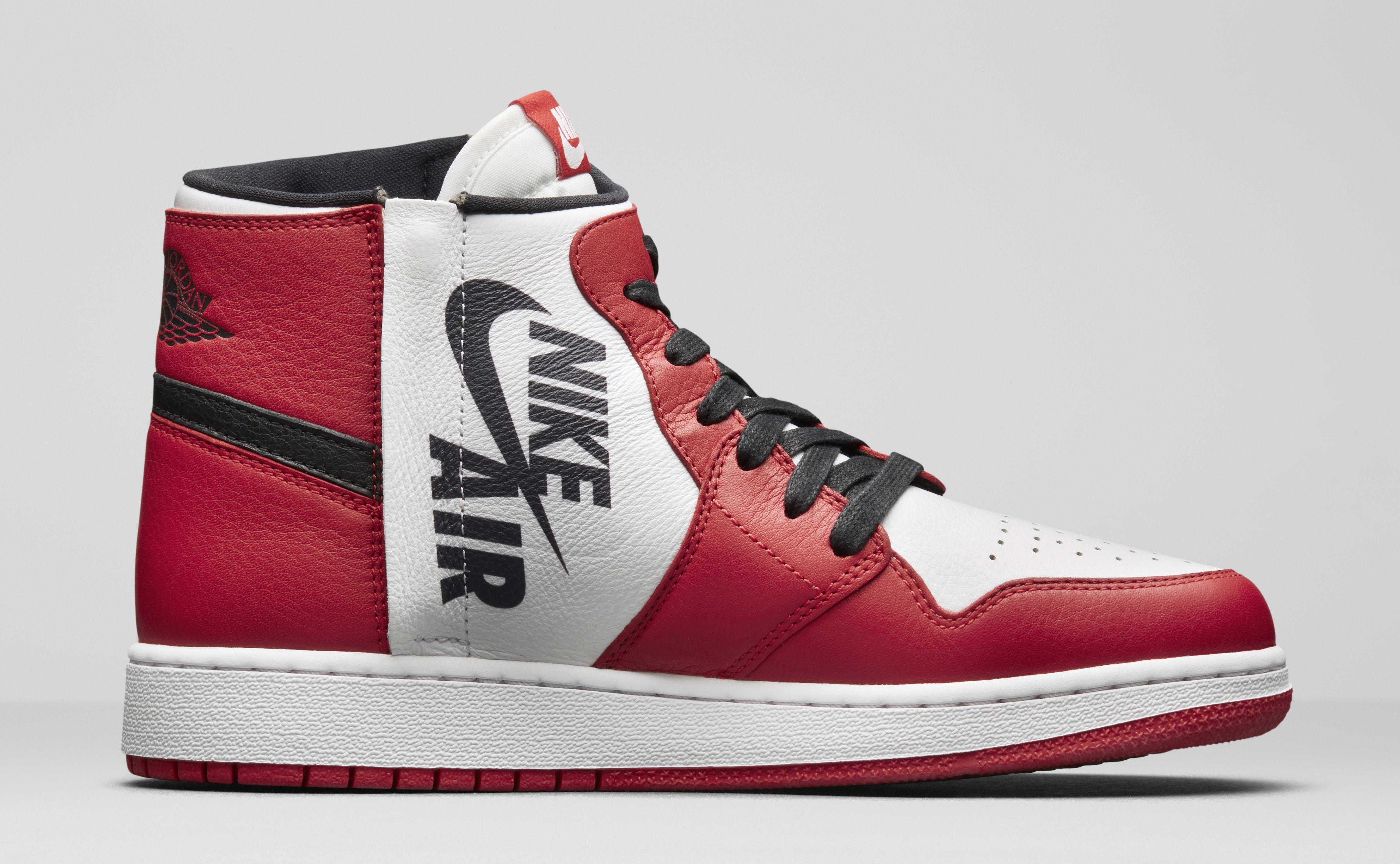 Air Jordan 1 Rebel 'Chicago' AT4151-000 (Medial)
