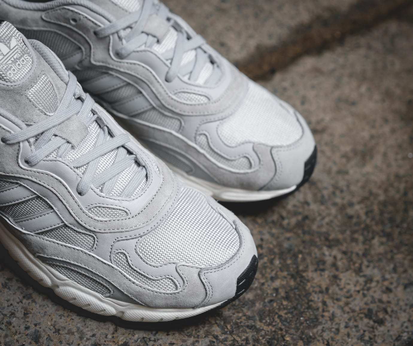 Adidas Temper Run 'Grey' (Toe)