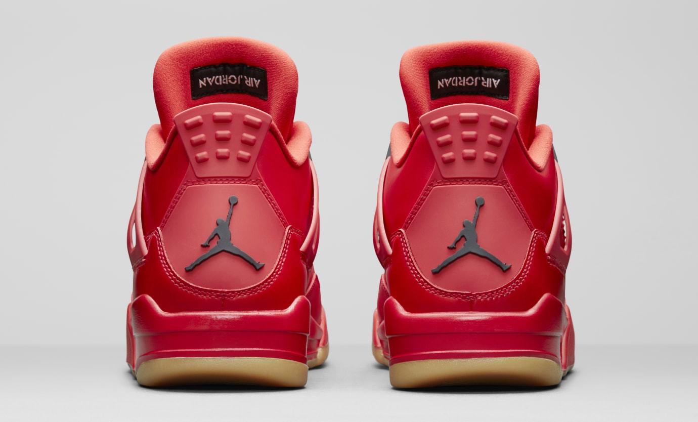f1651cde33ae Image via Nike Air Jordan 4 NRG  Fire Red  AV3914-600 (Heel)