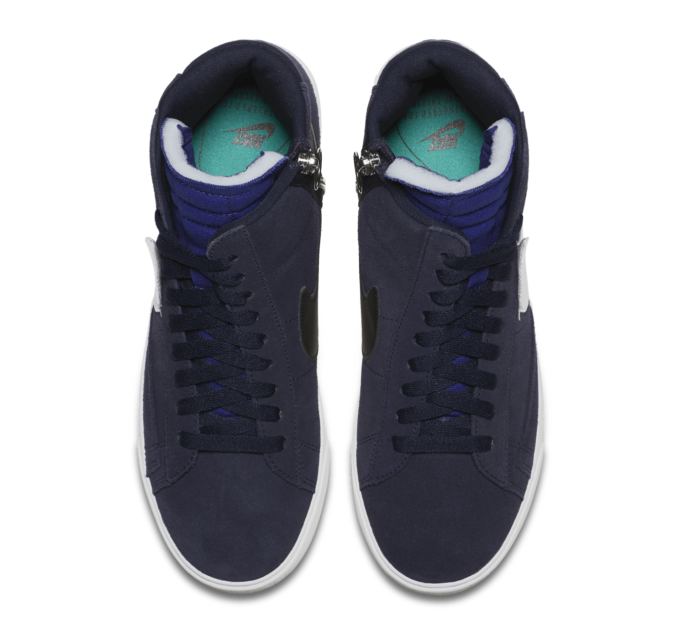 Nike WMNS Blazer Rebel 'Blackened Blue' BQ4022-401 (Top)