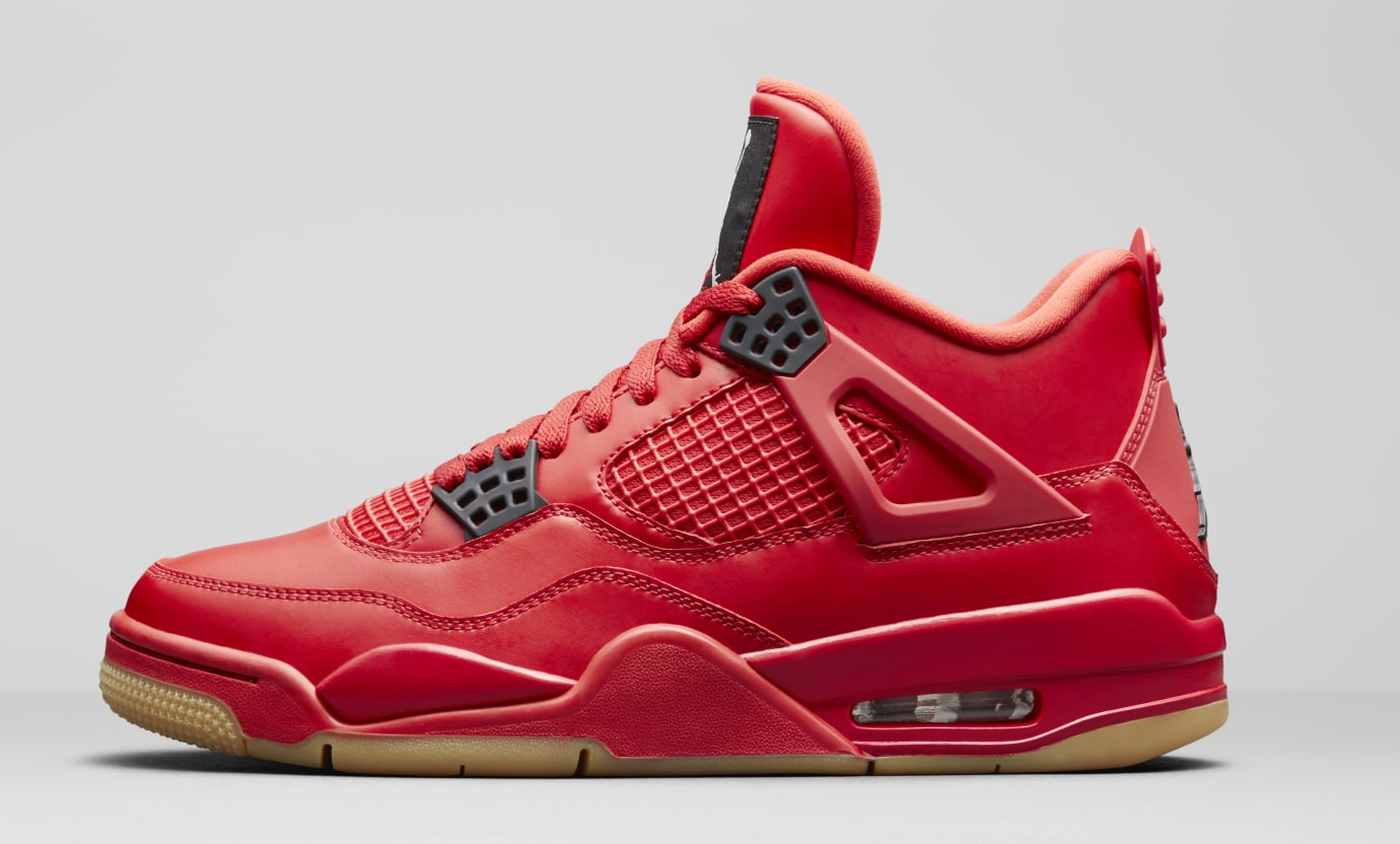 52ae9cf0672631 Air Jordan 4 NRG  Fire Red  AV3914-600 (Lateral)