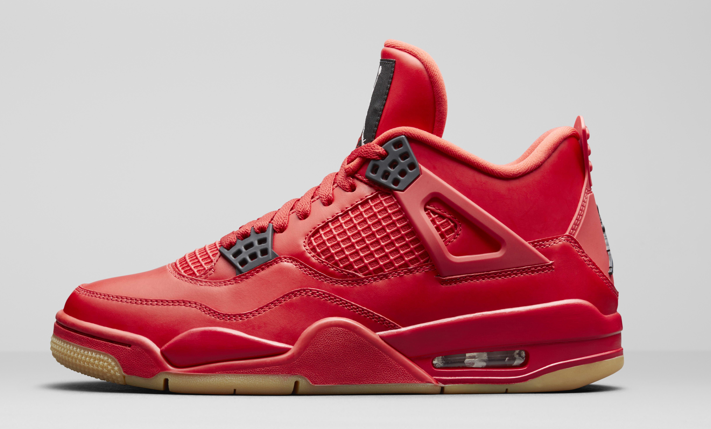 9c742e64ecb Air Jordan 4 Red/Gum Release Date | Sole Collector