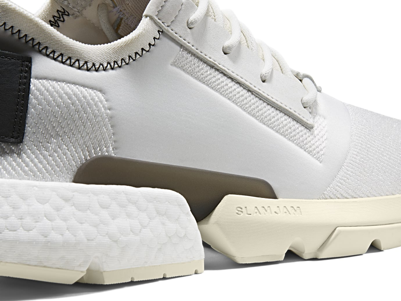 Slam Jam x Adidas P.O.D. System (Lateral Detail)