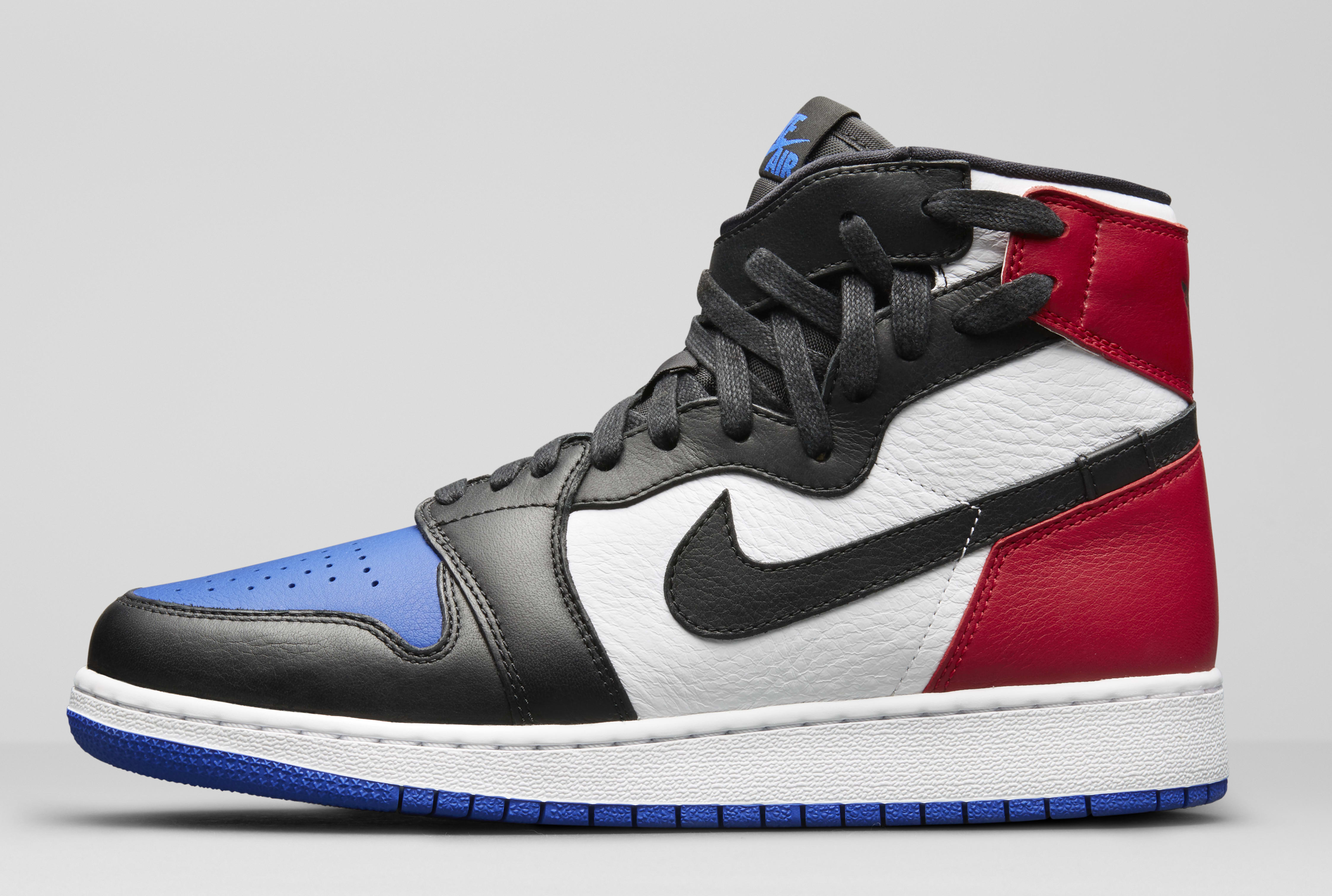 806055580f28 ... switzerland image via nike air jordan 1 rebel top 3 at4151 001 lateral  ddcc9 166d4