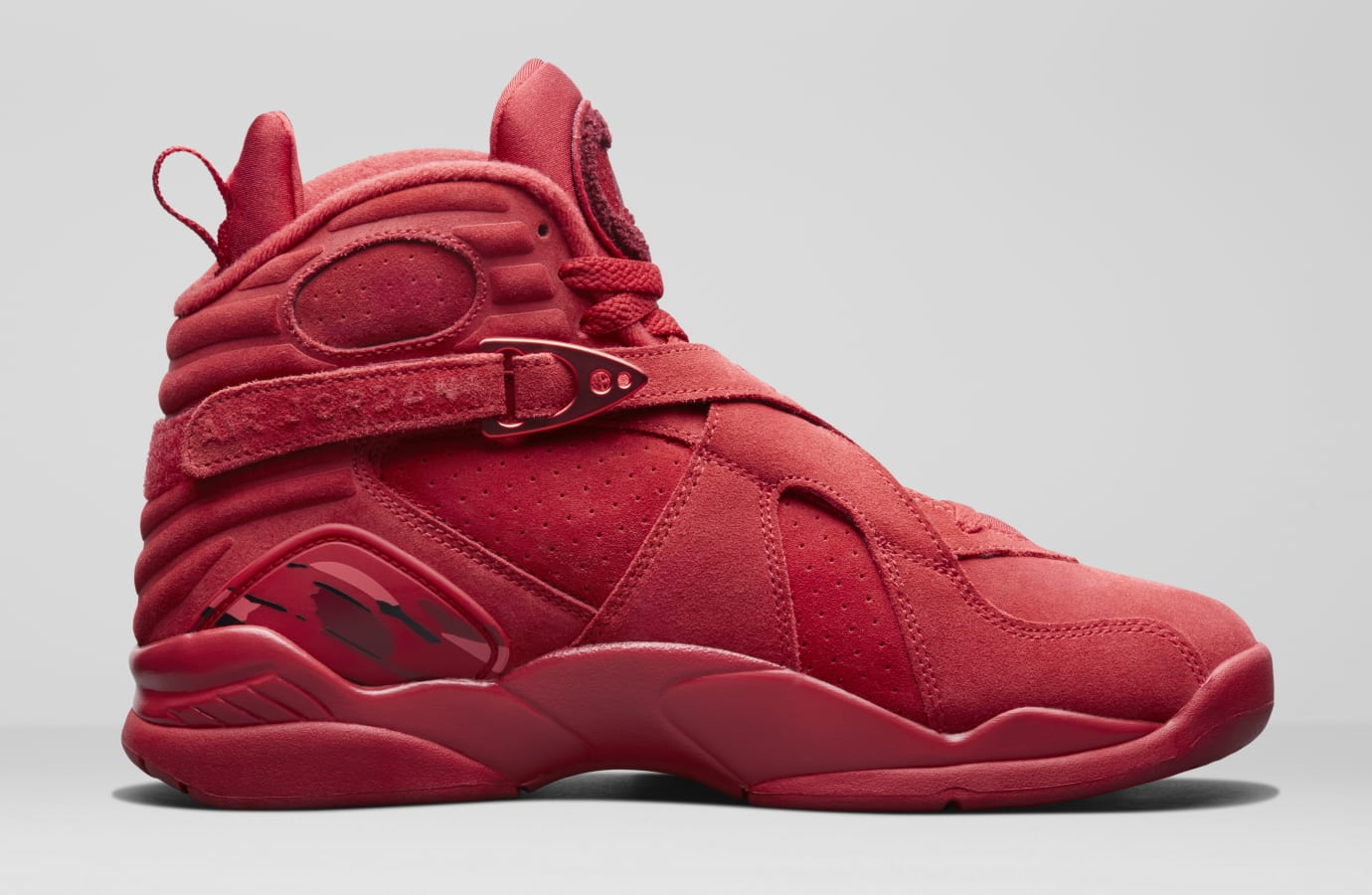 3ee73a01fe0677 WMNS Air Jordan 8  Valentine s Day  Gym Red Ember Glow-Team Red ...