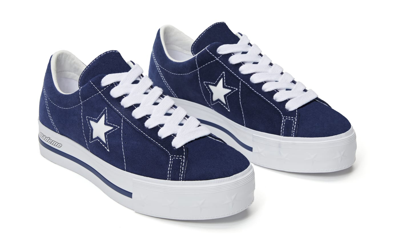 Mademe x Converse One Star 'Medieval Blue' (Pair)