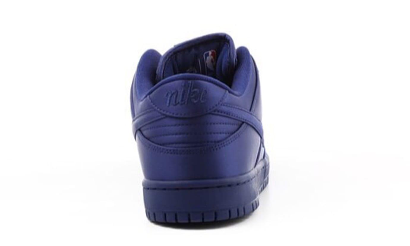 NBA x Nike SB Dunk Low (Heel)