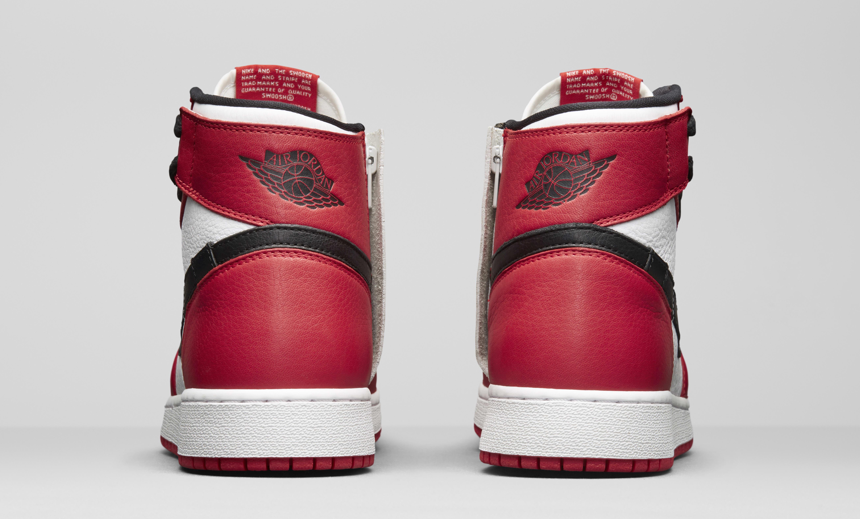 Air Jordan 1 Rebel 'Chicago' AT4151-000 (Heel)