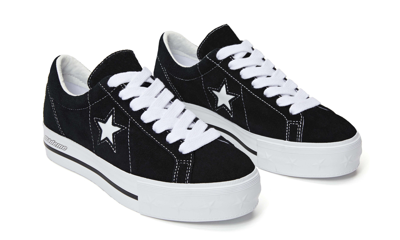 Mademe x Converse One Star 'Black' (Pair)