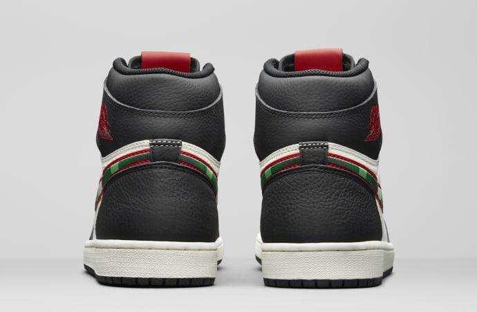 Air Jordan 1 High OG 'A Star Is Born' 555088-015 (Heel)