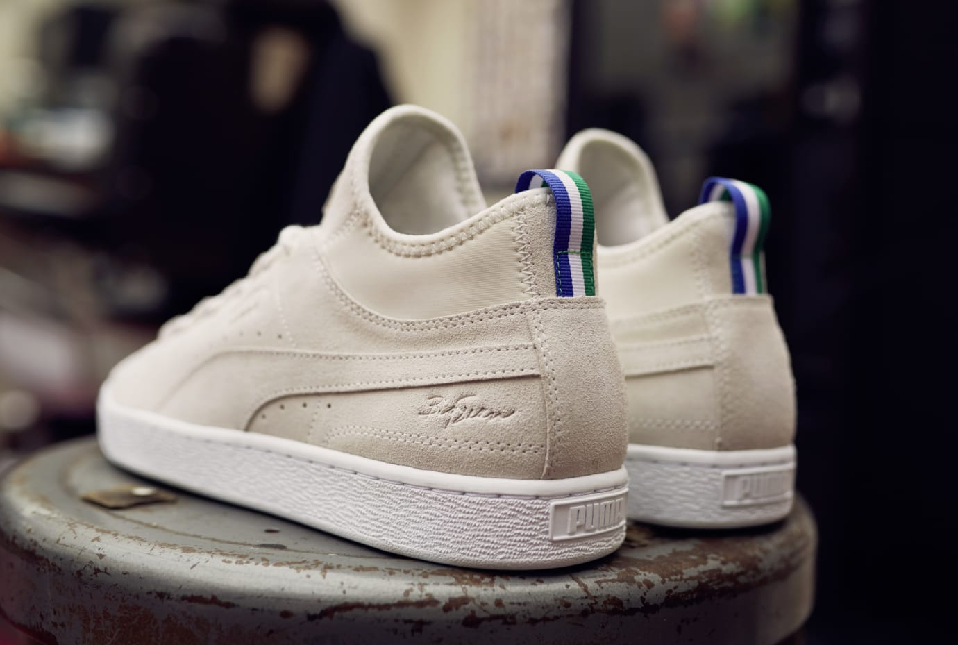 Big Sean x Puma Suede 50 (Heel)