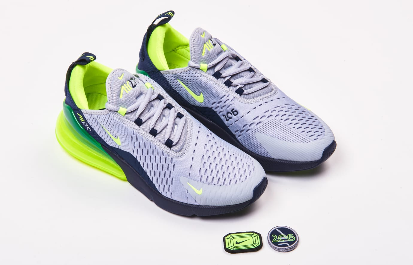 size 40 f584f b5f03 Nike Air Max 270  Seattle Away  3