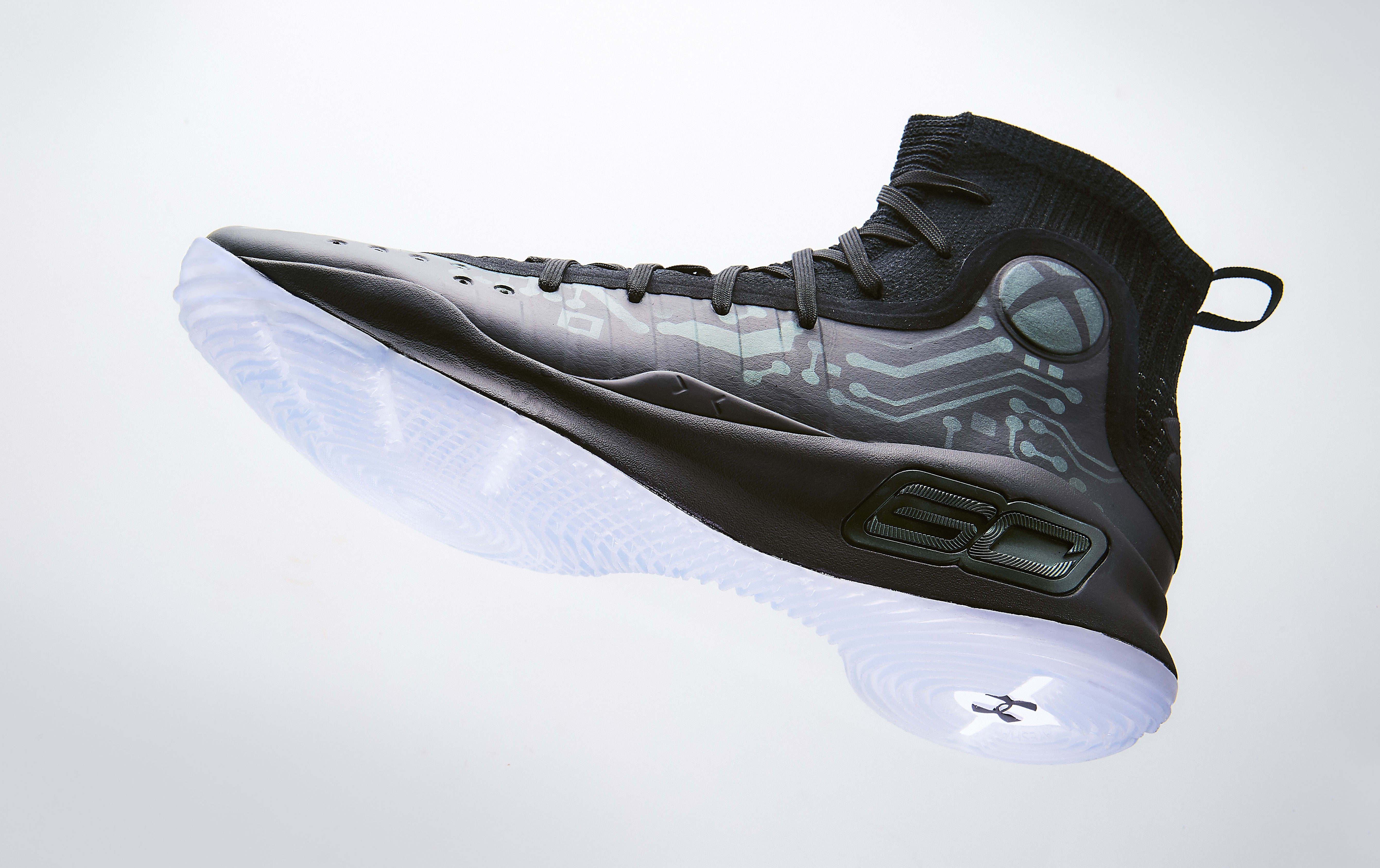 Under Armour Curry 4 x Xbox One X 'More Power' (Bottom)