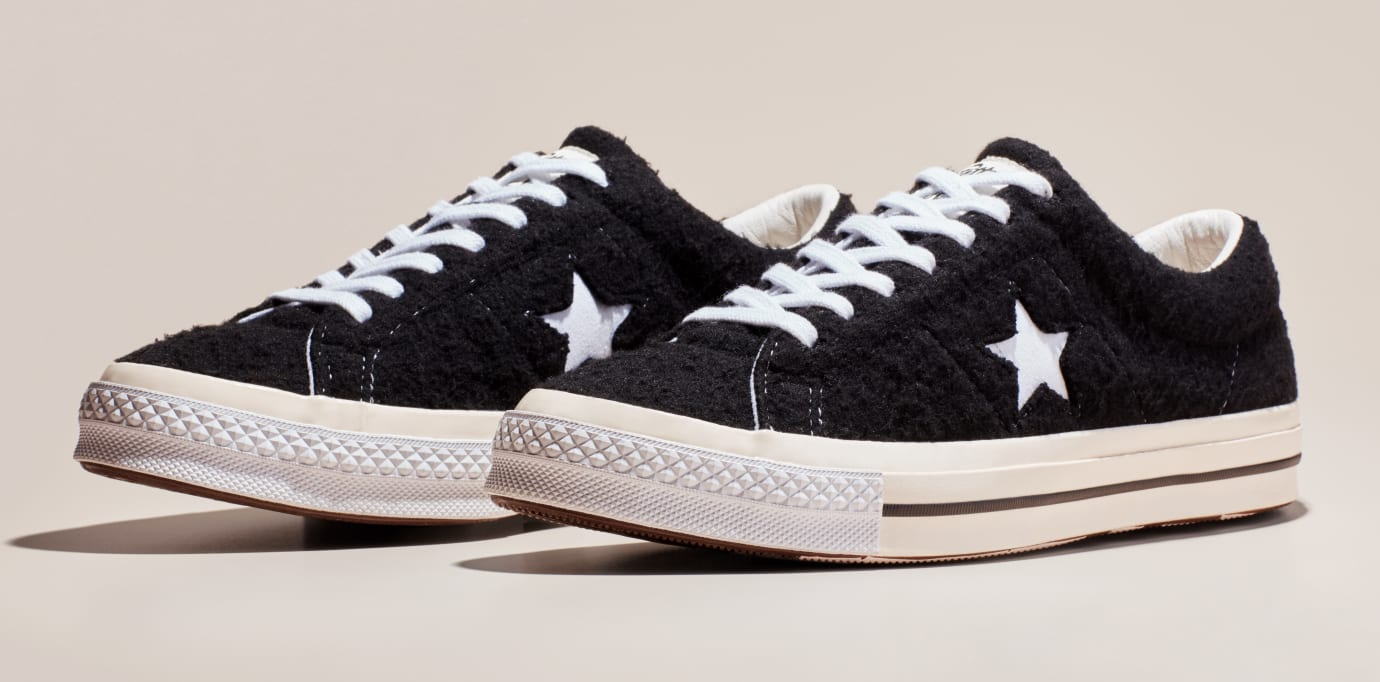 Converse x Patta x Deviation One Star