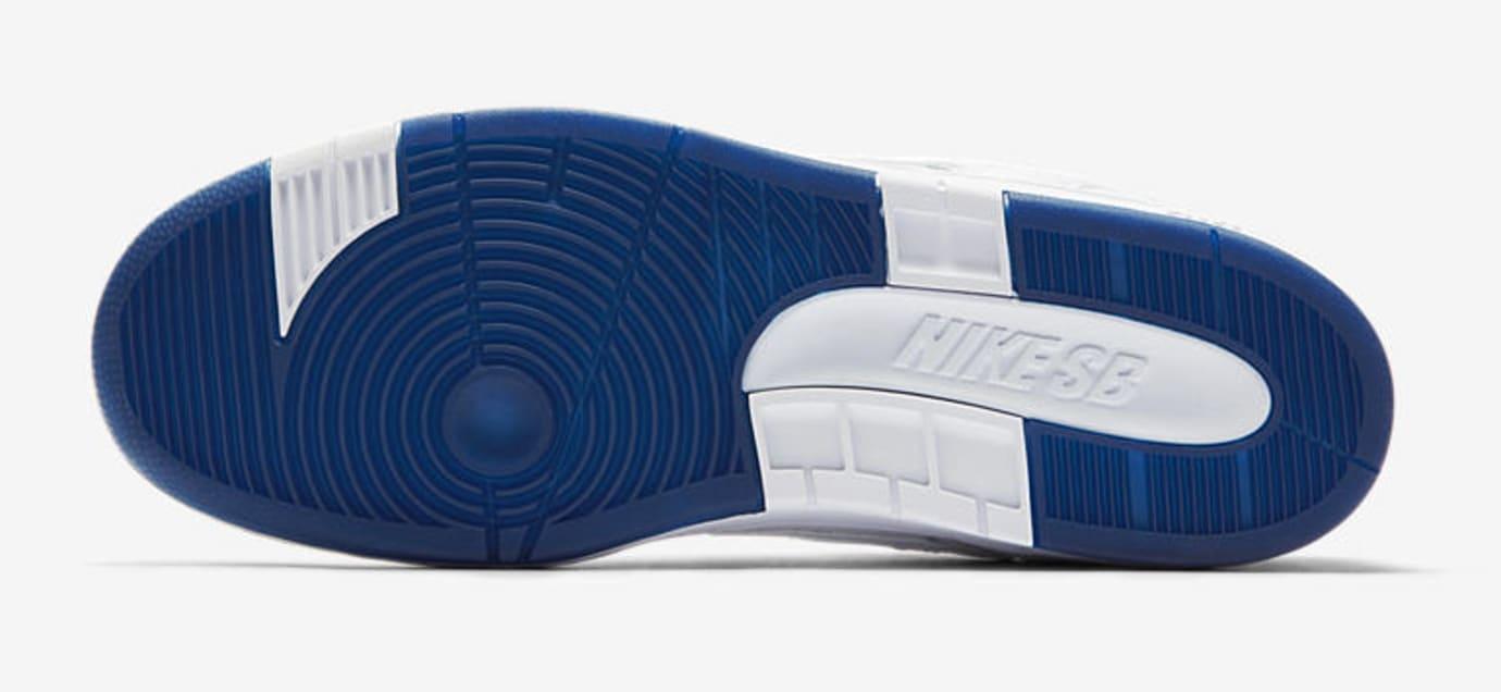 Nike SB Air Force 2 Low 'Kevin Bradley' AO0298-114 (Bottom)