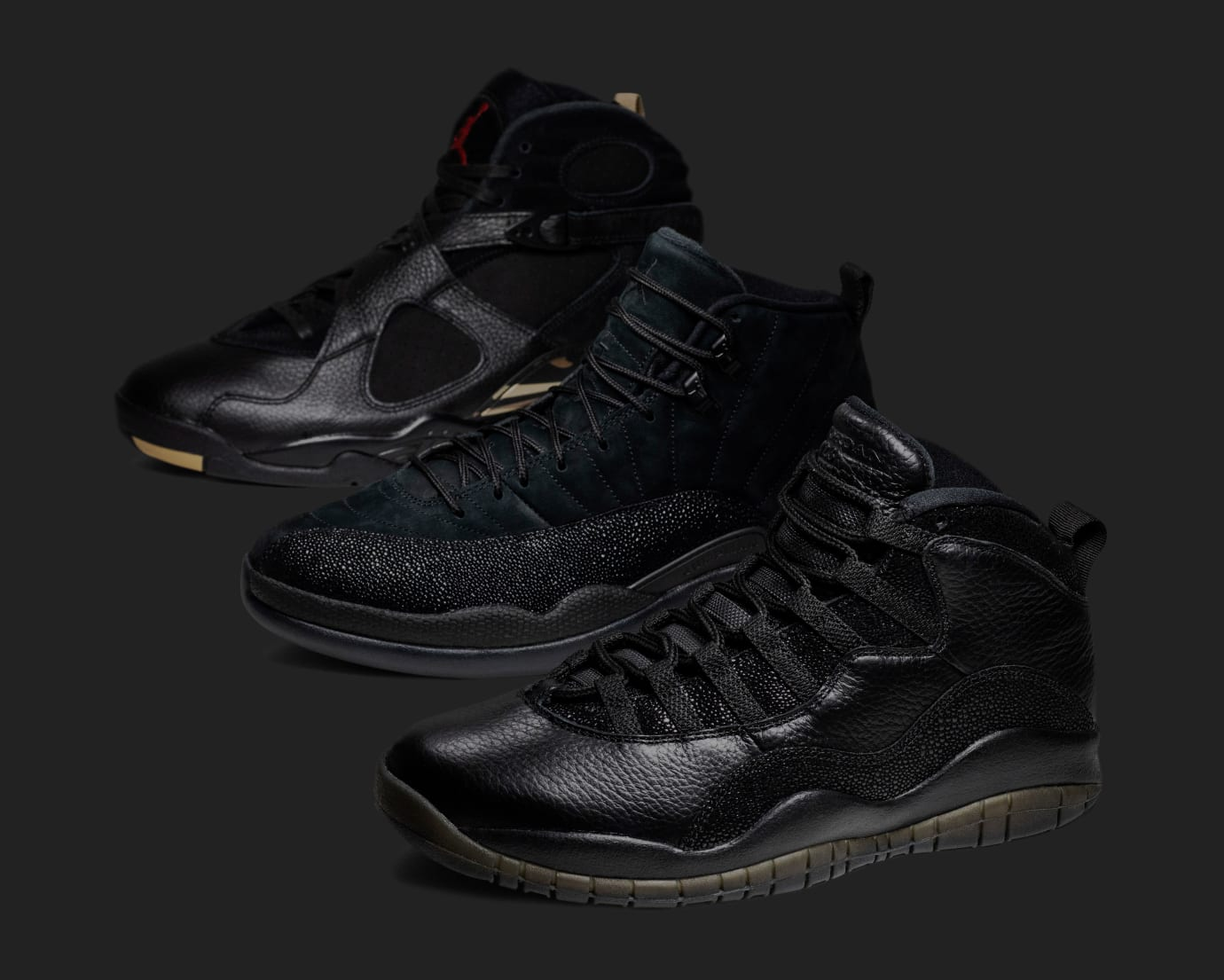 GOAT Black Friday 2018 'OVO Black Pack'