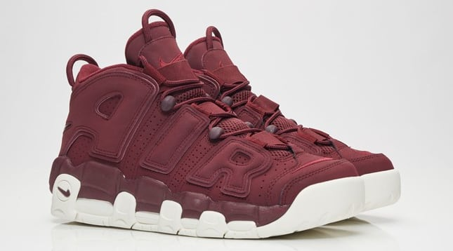 Nike Uptempo Night Maroon