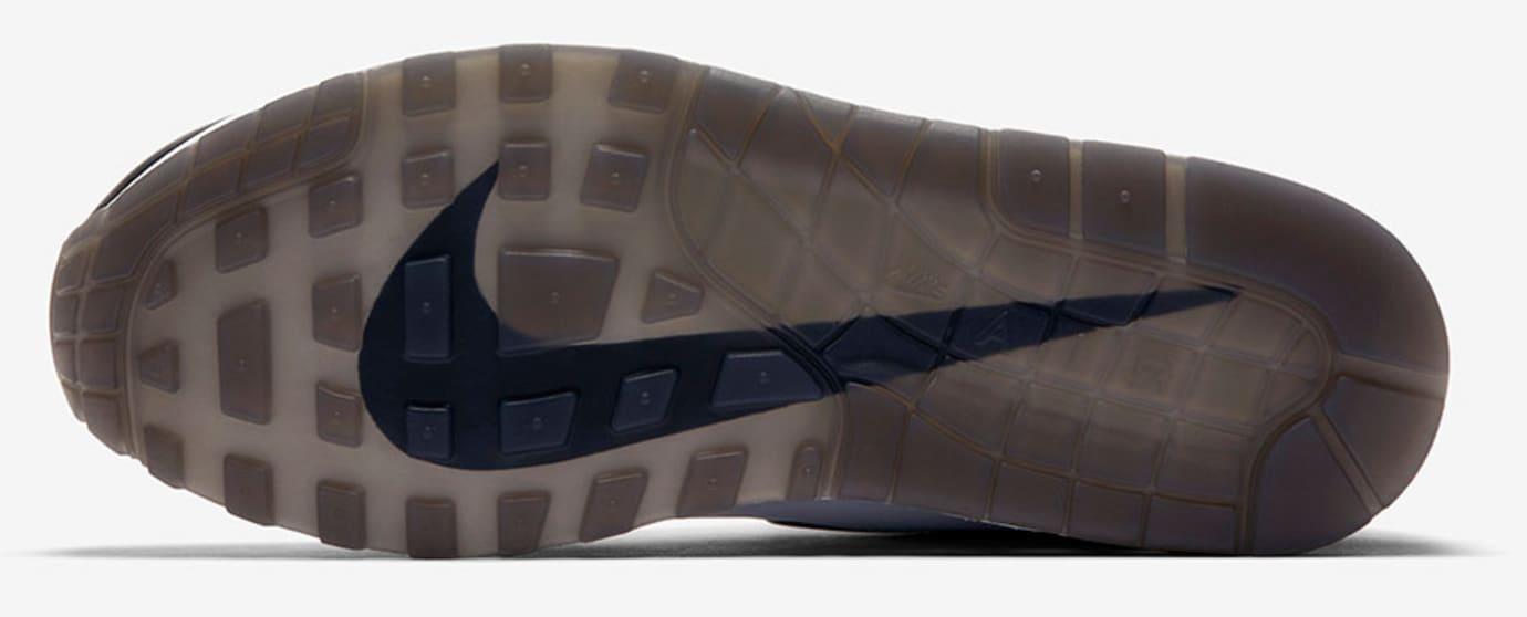 Nike Air Max 1 Jewel 'Black/White' 918354-100 (Bottom)