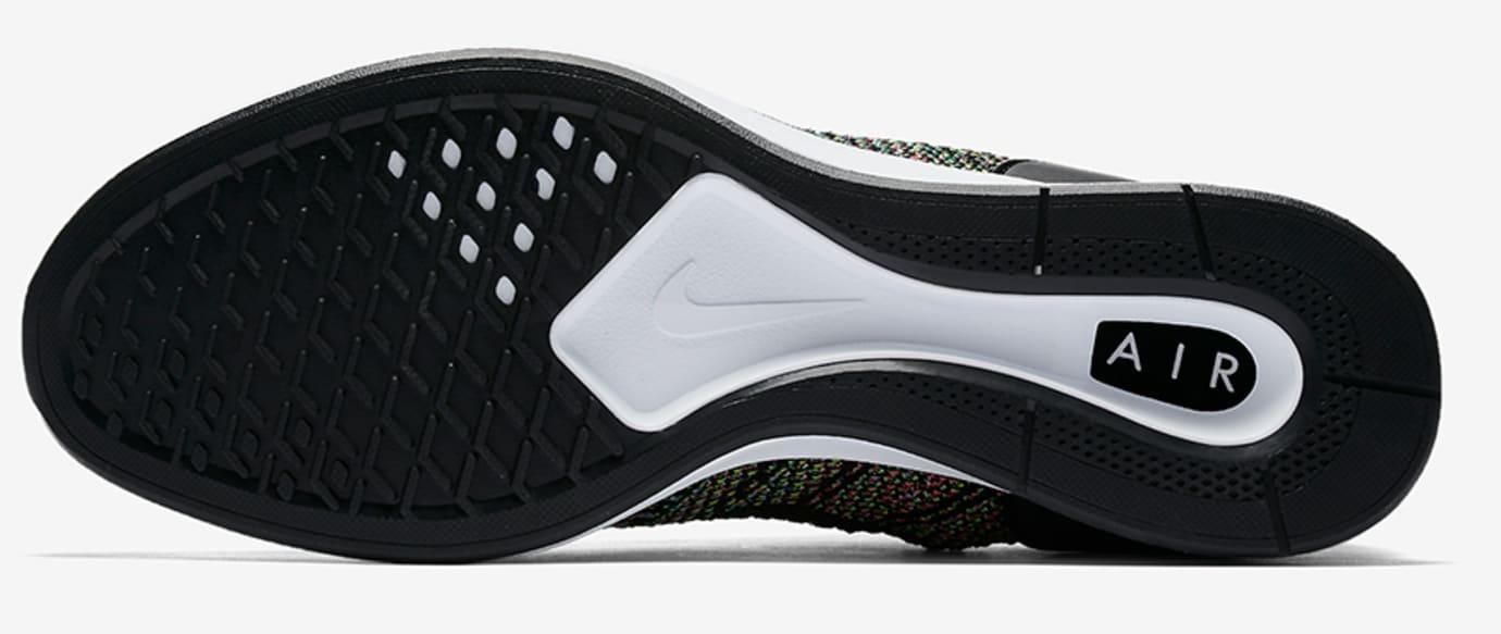 Nike Zoom Mariah Flyknit Racer Multi-Color 917659-101 (Bottom)