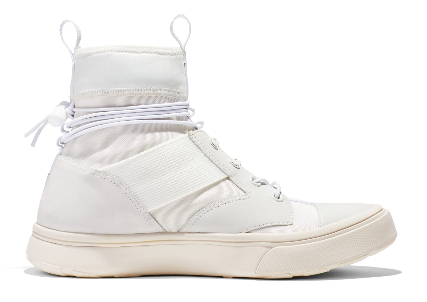 Converse Urban Utility Jump Boot 'White' (Lateral)