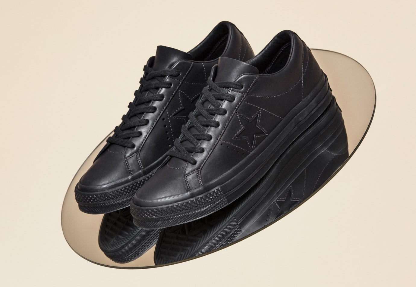 Converse x Engineered Garments One Star Collection (Black)