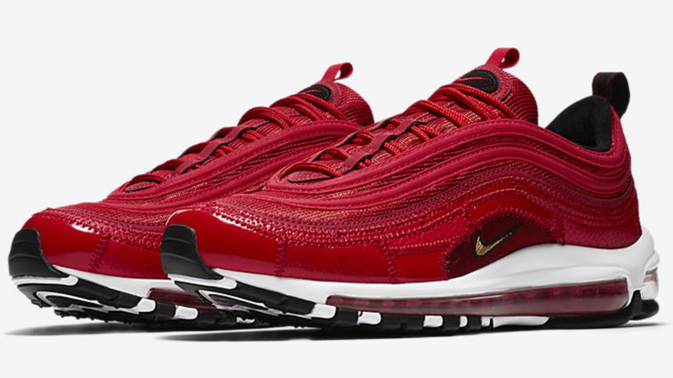 Cristiano Ronaldo x Nike Air Max 97 AQ0655 600 | Sole Collector