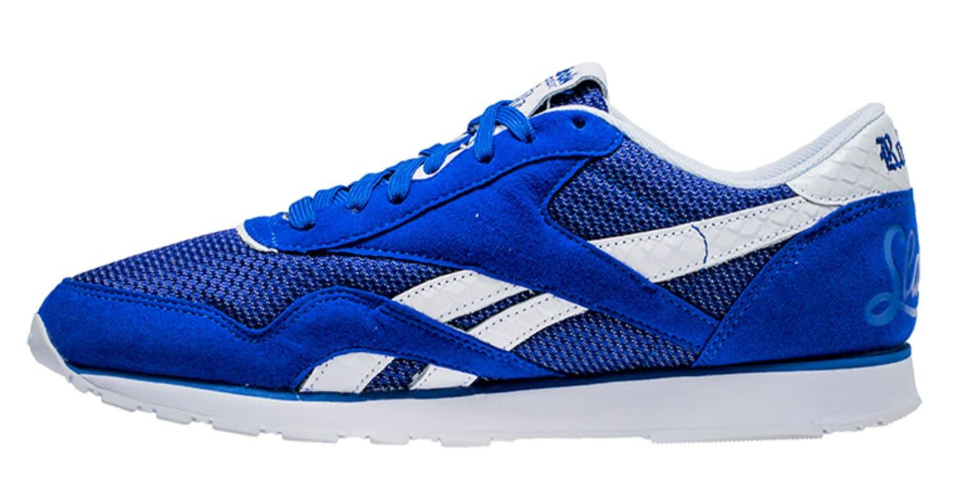 2a6b8a083401 Image via Sneaker News Reebok Classic Nylon CN4521 (Medial)