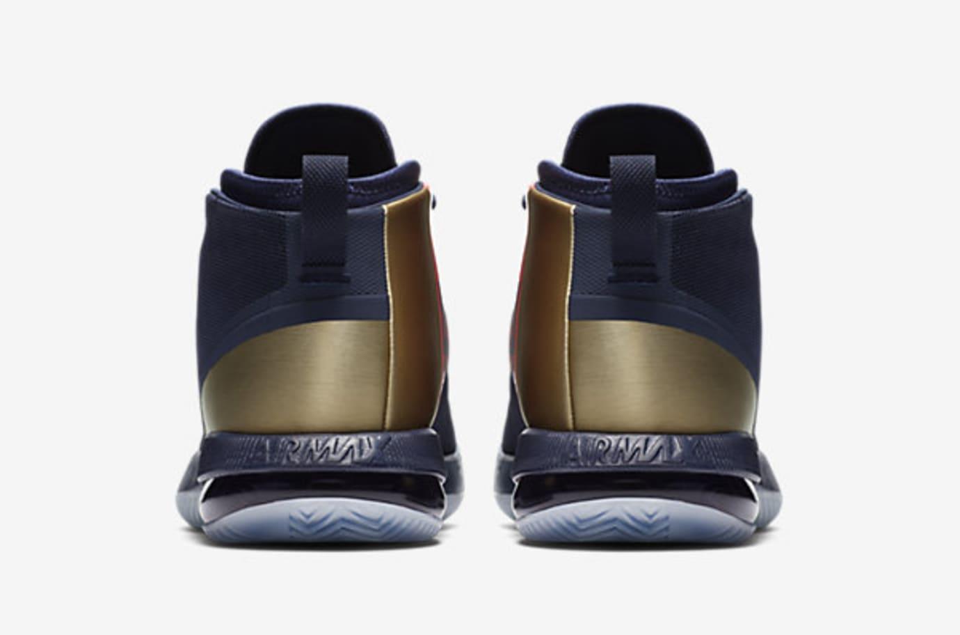 Nike Air Max Dominate Demarcus Cousins AH9685-900 (Heel)