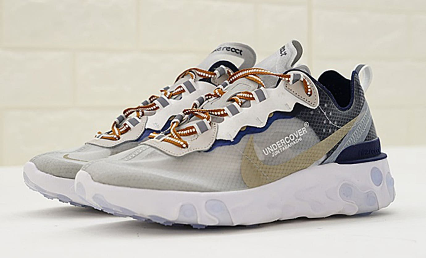 Undercover x Nike React Element 87 AQ1813-343