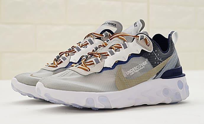 Undercover x Nike React Element 87 AQ1813-343