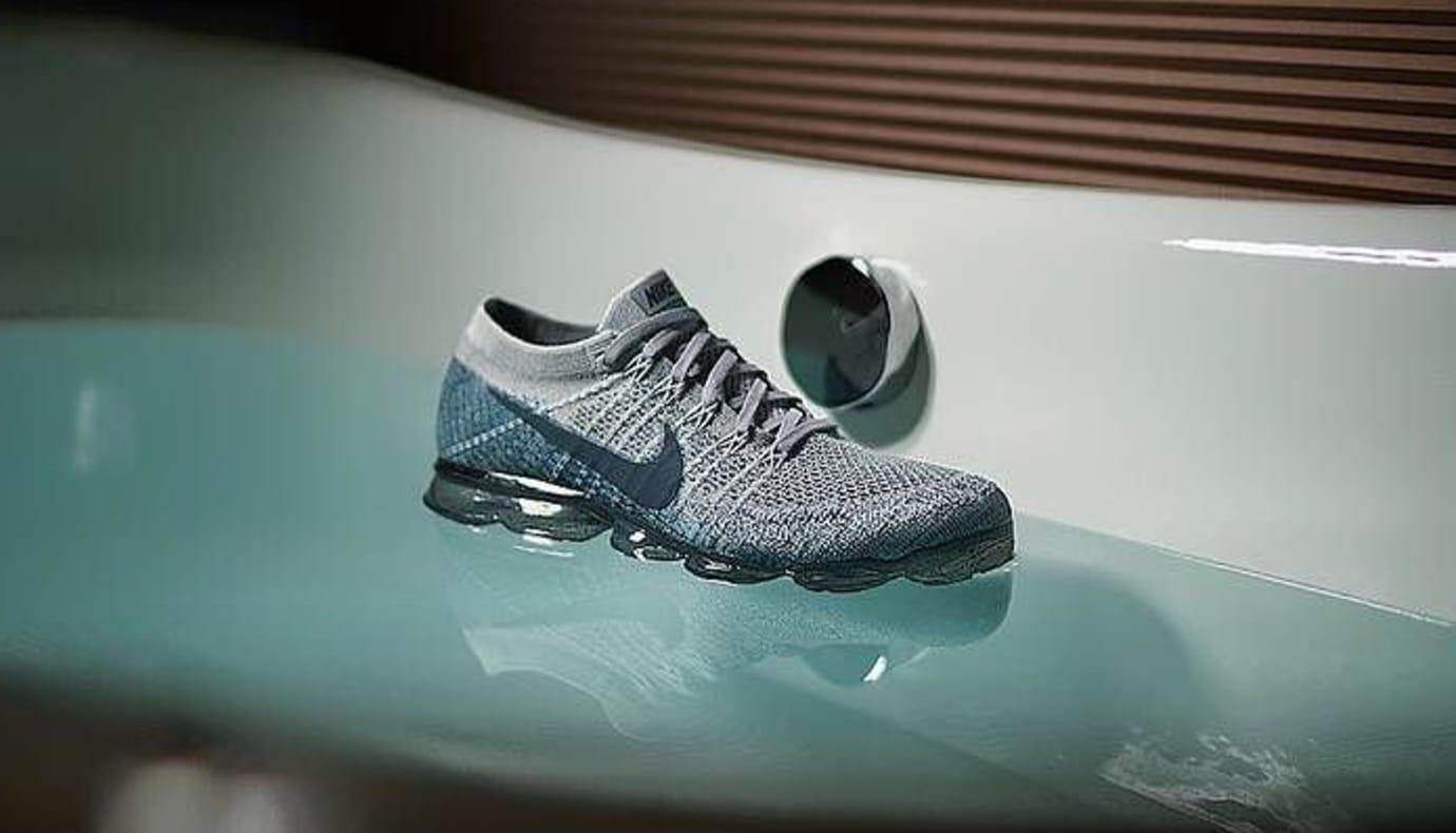 innovative design 857b2 d95dc Nike Air VaporMax Grey Teal | Sole Collector